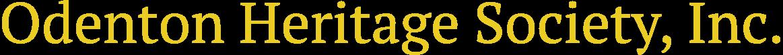 Odenton Heritage Society, Inc.