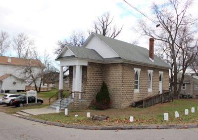 Old Nichols Bethel Church - Built 1922