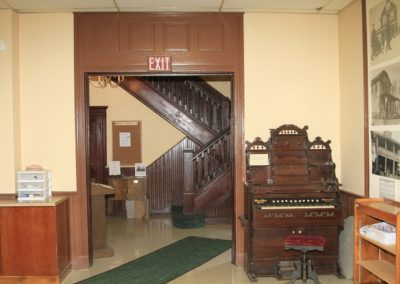 Interior Odenton Historical Center