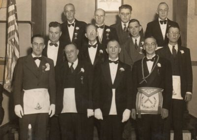 Odenton Masonic Lodge Members
