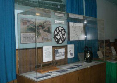 OHS Museum exhibit