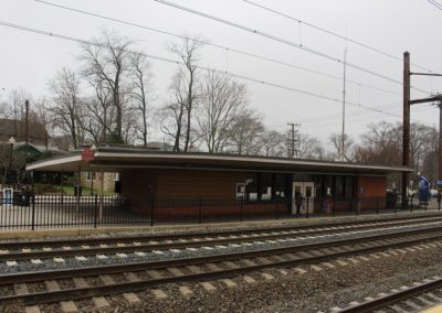 Current Odenton Rail Station
