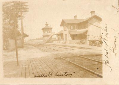 Odenton Rail Station- Circa 1900