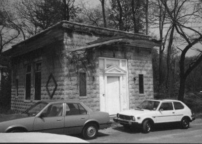 Citizen Bank Building before renovation - Built 1917