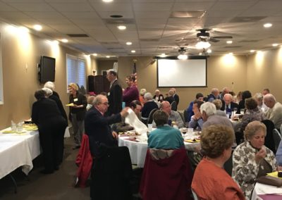 2018 OHS Membership Meeting and Dinner