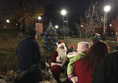 2017 OHS Tree Lighting Ceremony