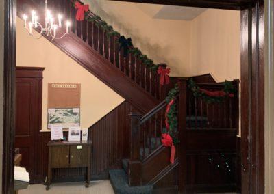OHS Center Banister OHS 2018 Christmas Open House